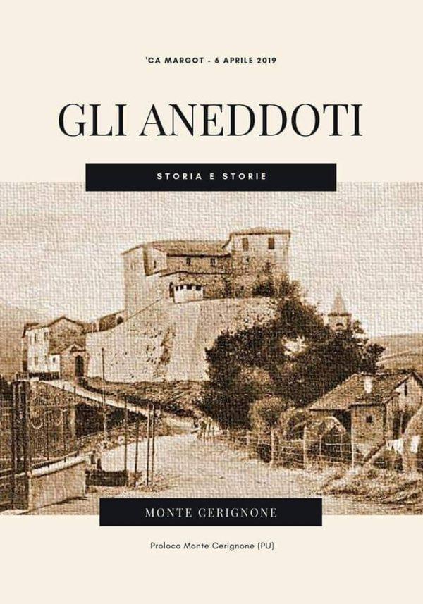 Libro degli aneddoti di Monte Cerignone